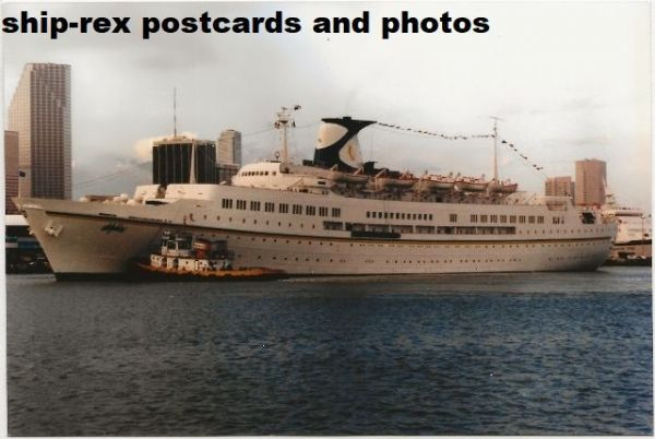 DOLPHIN IV (Dolphin Cruise Line) photo